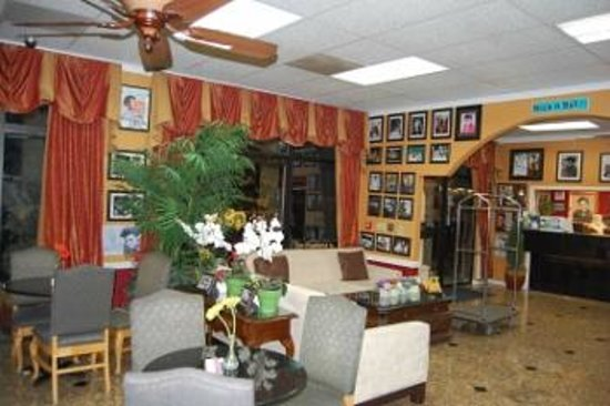 Days Inn Memphis at Graceland: Lobby