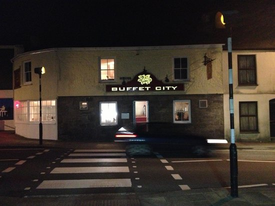 Buffet City - College Street - Camborne