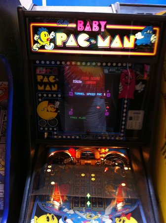Yestercades: The elusive Baby Pac-Man....