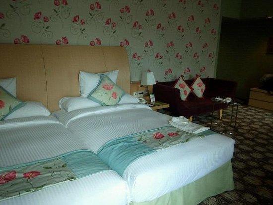 RIHGA Royal Hotel Osaka: 部屋