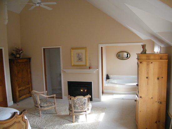 Arch Cape Inn & Retreat : Tower room