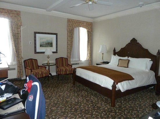 The Brown Palace Hotel and Spa, Autograph Collection: King room