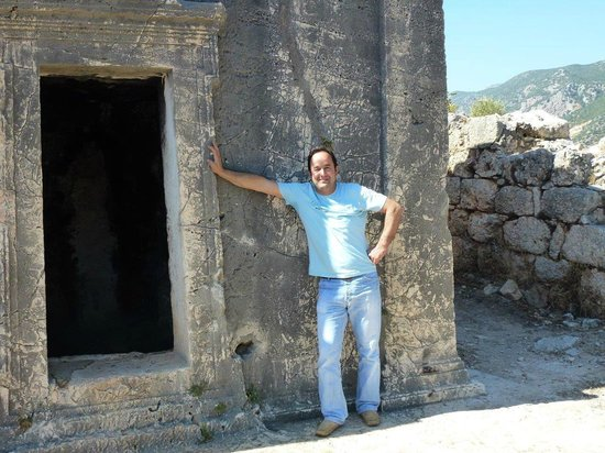 "Hotel Kekova: Our ""tour"" guide"