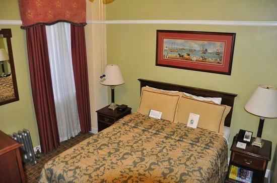 Hotel Shattuck Plaza: Room at Hotel Shattuck