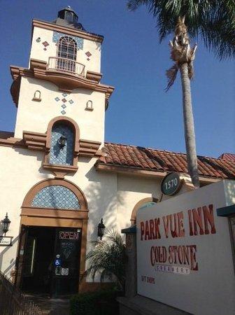 Park Vue Inn: ホテル外観