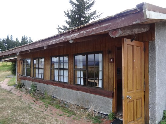 Barnyard Backpackers : our cabin