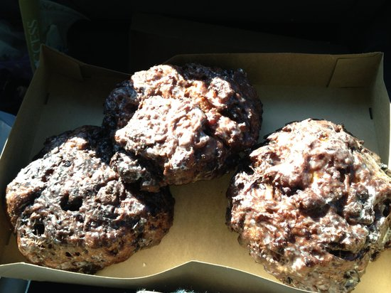 Apple Fritters So Worth The Calories Picture Of Cottage Bakery Cafe Eatonville Tripadvisor
