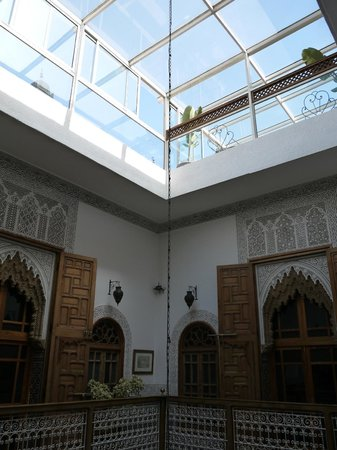 Riad Dar El Kebira: Second Floor