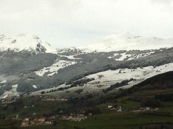 Ansitz Fonteklaus : März 2013 und noch Schnee