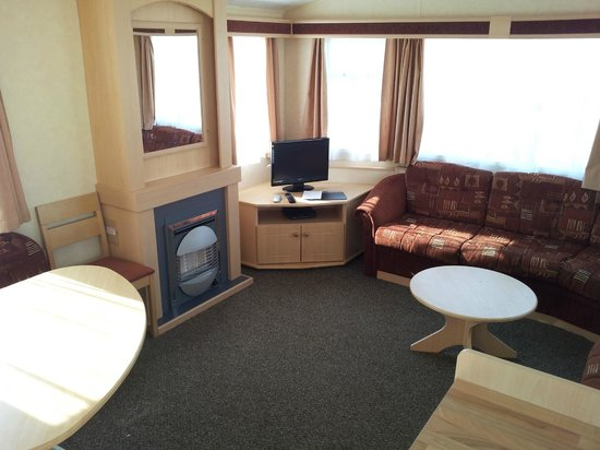 Sandymouth Holiday Park: Golden Galleon 2