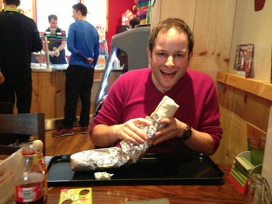 Mission Burrito: The Triple Challenge!