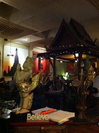 Thai Chef's Restaurant : Thai Chef New Plymouth