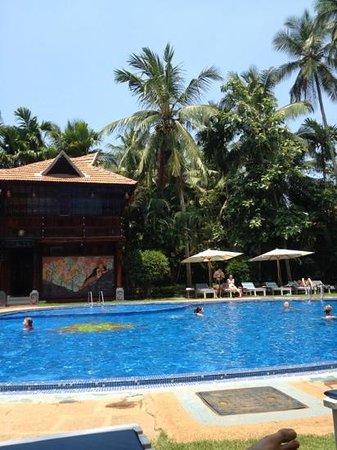 Akhil Beach Resort: nice pool