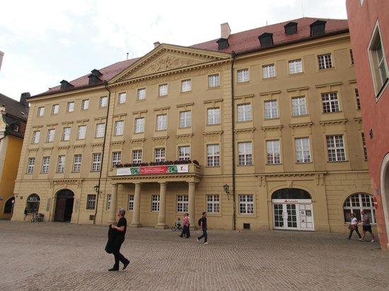Theater Am Haidplatz