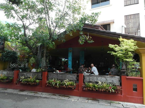 Chiang Mai Thai House: Restaurant