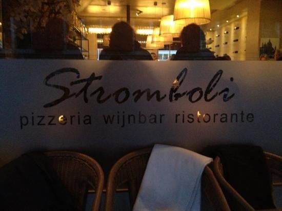 Stromboli : outside