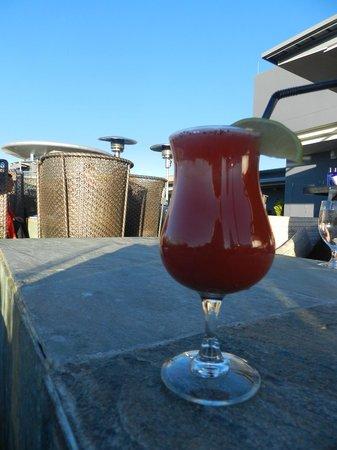Skybar: cocktail