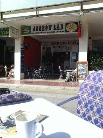 Jarrow Lad