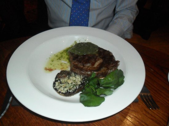 The Hardwick: Ribeye Steak