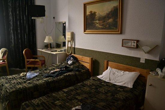 Beaver Hotel: Camera doppia