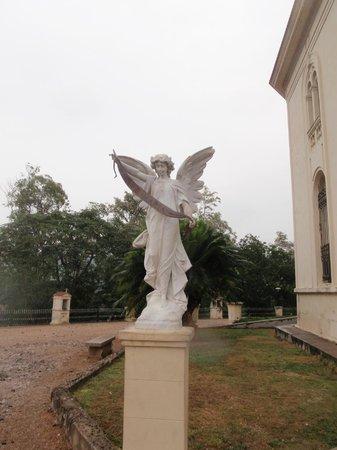 El Cobre Basilica: esterno