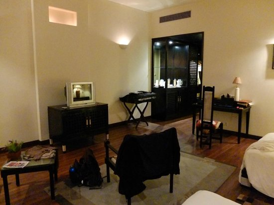 Gokarna Forest Resort: Chambre