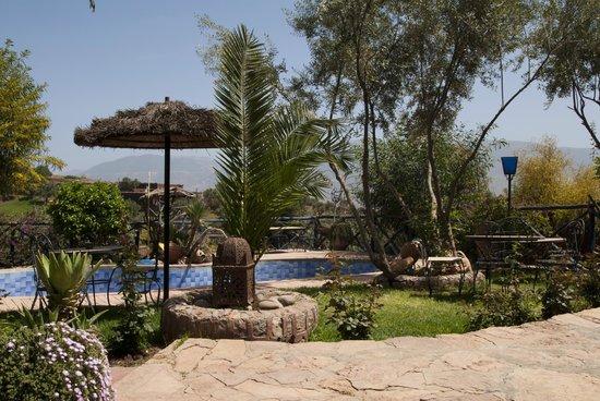 Bine el Ouidane, Marruecos: Chambre et Suite