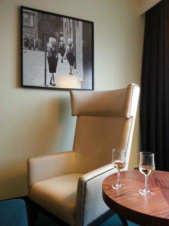 Radisson Blu Hotel, Malmo : Business Class room