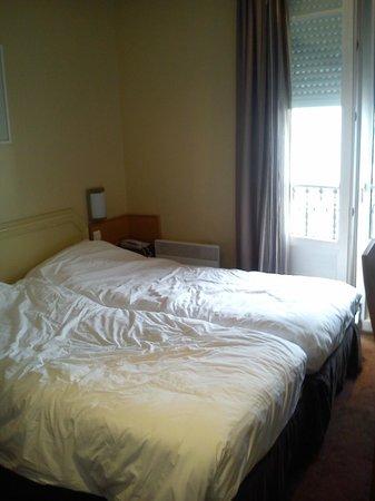 BEST WESTERN Hotel Riviera by HappyCulture: Foto scattata a fine soggiorno.