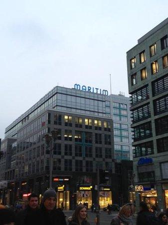 Maritim proArte Hotel Berlin: Maritim proarte