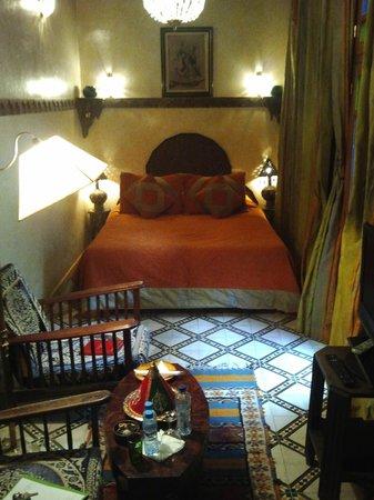 Riad Dar El Kebira : Very pleasant and quit room