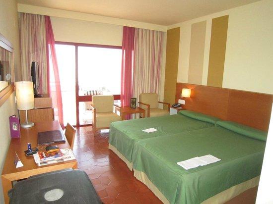 Parador de Nerja: Our room