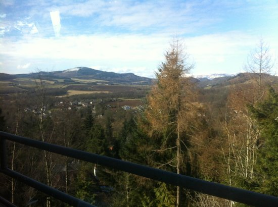 Knock Castle Hotel & Spa: Your breakfast view