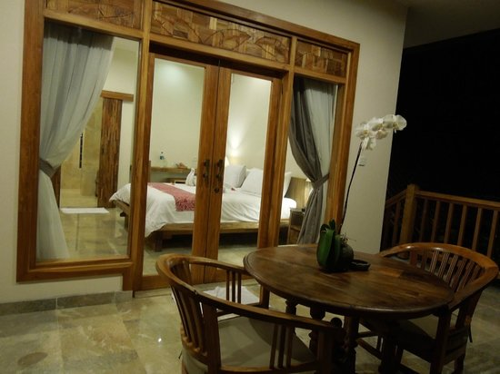 Sri Ratih Cottages: Room from the terrace