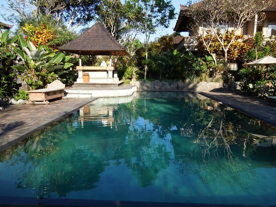 Sri Ratih Cottages: Pool