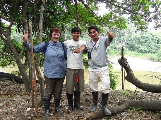 Pacaya Samiria Amazon Lodge: Our_guides