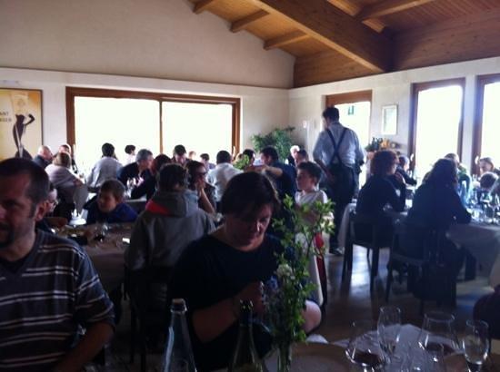 Agriturismo Cignale: pranzo pasqua 2013