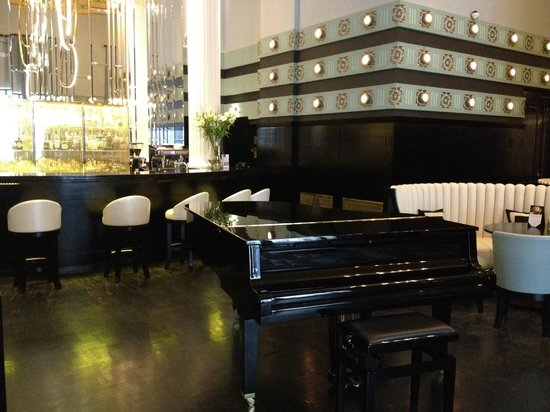 Hotel Bristol, a Luxury Collection Hotel, Warsaw : Piano Bar