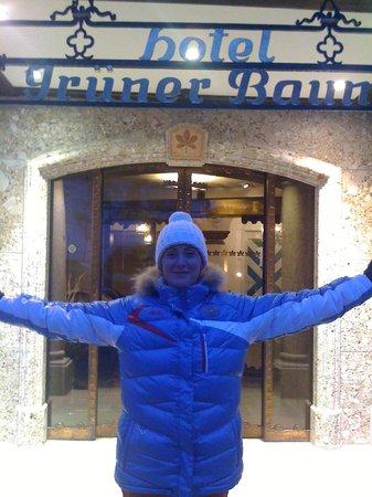 Hoteldorf Gruner Baum: Отель