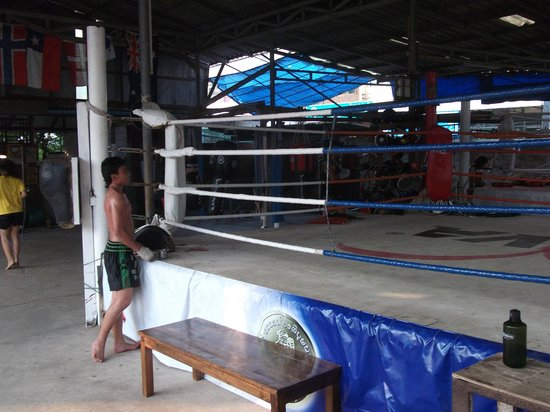 Lanna Kiat Busaba Muay Thai Boxing Camp