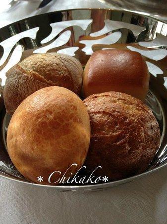 Restaurant Madame Toki: パン4種