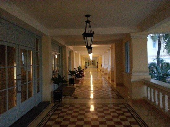 Raffles Hotel Le Royal: hotel