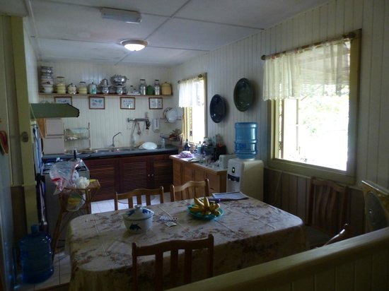 The Kebun: Kitchen