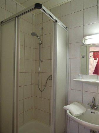 Hotel Amadeus: バスルーム