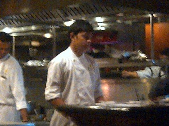 Riva Grill Bar & Terrace: Chef de cuisine Rizky