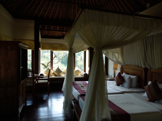 Natura Resort and Spa: The deluxe room