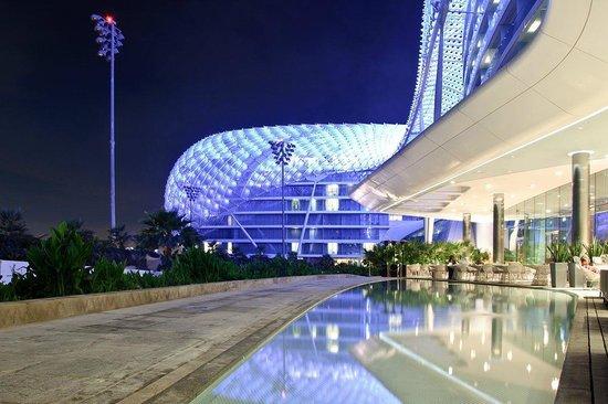 Yas Viceroy Abu Dhabi: Yas Viceroy Hotel