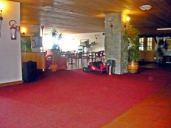 Hotel Villaggio Girasole: Reception