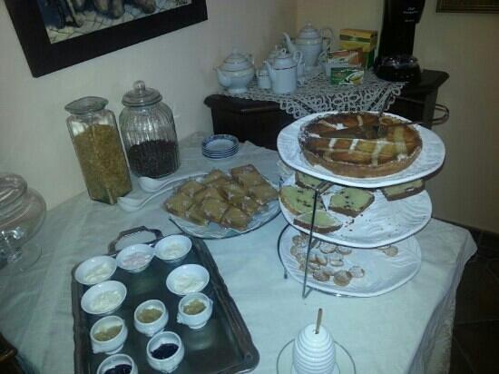 Villa Denise: colazione