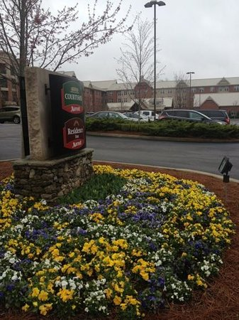 Residence Inn by Marriott Franklin Cool Springs : convenient